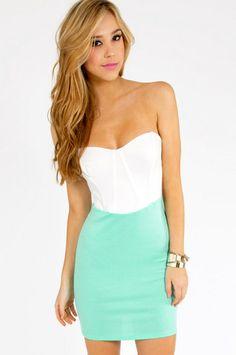 Boost Me Up Dress $30 at www.tobi.com