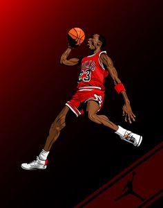 "4.5.12 | ""Michael Jordan: GOAT"" by Dustin Watson"