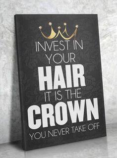Home Hair Salons, Hair Salon Interior, Home Salon, Salon Quotes, Hair Quotes, Small Hair Salon, Hairstylist Quotes, Barber Shop Decor, Salon Signs