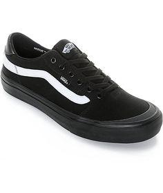 43ddac385a Vans x Sketchy Tank Style 112 Pro Skate Shoes