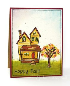 Happy Fall by LFDT13, via Flickr