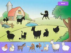 Woordjes    Wat leert je kind van deze educatieve app:    Woordenschat  Doelgroep:  Vanaf twee jaar.