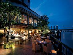 NEXT2 Café - Outdoor Terrace