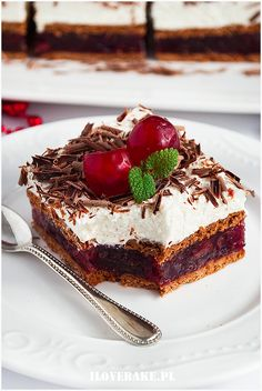 Archiwa: Bez pieczenia - Page 4 of 23 - I Love Bake Polish Desserts, Polish Recipes, Sweet Recipes, Cake Recipes, Dessert Recipes, Homemade Sweets, Happy Foods, Special Recipes, Delicious Desserts
