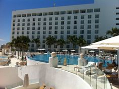 The #1 rated  All Inclusive Le Blanc Spa Resort in Cancun, Mexico.