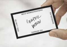 Personal Card - └───── dh