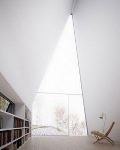 triangular architecture.