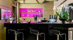 Lobby bar at H10 London Waterloo