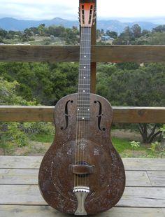 National Guitar 1930 Duolian C350