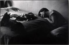 Elliott Erwitt, New York City, 1953 (© Elliott Erwitt/Magnum Photos. Collection Maison Européenne de la Photographie, Paris. Don de l'auteur.)