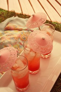 refreshing and pretty!