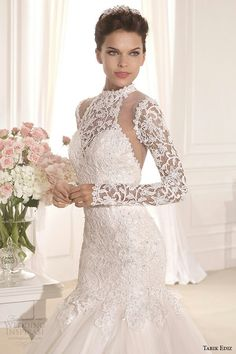 """Tarik Ediz Bridal Collection 2014 