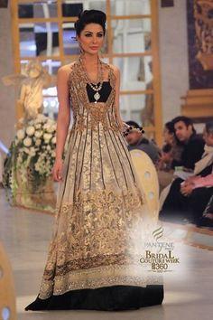 Maria B at Pantene Bridal Couture Week 2013