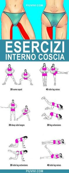 Inner leg workout for at home or in the gym . Inner leg workout for at home or in the gym . Inner leg workout for at home or in the gym . Fitness Workouts, Inner Leg Workouts, Yoga Fitness, Easy Workouts, Physical Fitness, At Home Workouts, Workout Routines, Fitness Home, Fitness Sport