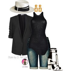 Untitled #2484 by stylebydnicole on Polyvore featuring polyvore fashion style Rick Owens Helmut Lang Ben-Amun By Malene Birger