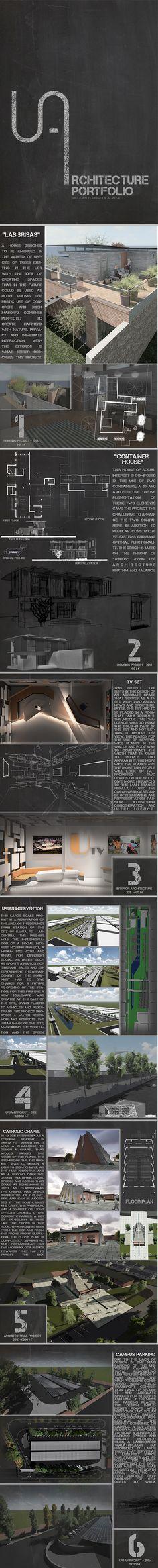 Student Architecture Portfolio                                                                                                                                                                                 More