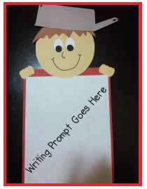 Primary Possibilities: Fabulous Fall Freebie!  Johnny Appleseed freebie with craftivity!
