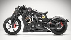 """With a design gestalt inspired by fierce individualism and an aesthetic approach referred to as """"skeletal minimalism,"""" Louisiana-based Confederate Motorcycles laid siege to the competition with the debut of its G2 P51 Combat Fighter last year. Designed by Jon Kaase, responsible for the original P51 Fighter from 2009, the second-generation Combat version is 25-percent more powerful and 12.5-percent lighter than its predecessor. Featuring the company's proprietary monocoque construction made…"""