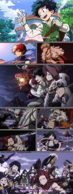 Boku no Hero Academia 2nd Season || Ending