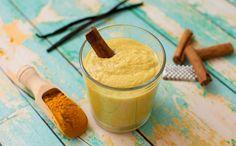 Leche dorada : una bebida para sanar nuestro interior                                                                                                                                                     Más