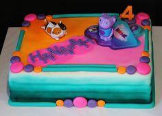 Dream Work Home Cake , by Cecy Huezo and Marina Lamb .  www.delightfulcakesbycecy.com