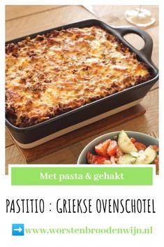Quick Healthy Meals, Healthy Crockpot Recipes, Lunch Recipes, Healthy Food, Feta Pasta, Tomate Mozzarella, Oven Dishes, Greek Recipes, Soul Food
