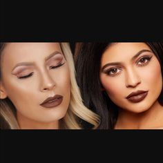 Kylie Jenner Lip Kit True Brown K Brand New In Box