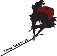 Bleach Anime, Bleach Ichigo Bankai, Bleach Fanart, Tensa Zangetsu, Image Boards, Darth Vader, Fan Art, Fictional Characters, Blade