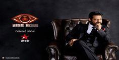 #Tollywood Young Tiger #JrNTR on #StarMaa. #Tarak to host #BiggBossTelugu show --->>> https://goo.gl/f5snFP