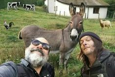 JDM and Norman Reedus