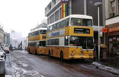 Great North, Bus Coach, Commercial Vehicle, Newcastle, Transportation, Coaches, Buses, History, Street
