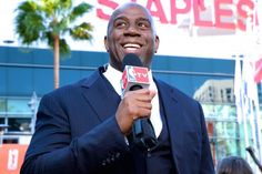 Richest NBA Players of All Time | 2. Magic Johnson $500 million