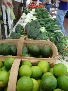 Farmers' Market, St. Augustine, Florida