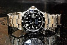 Welcome To RolexMagazine.com...Home Of Jake's Rolex World Magazine..Optimized for iPad and iPhone: 50th Anniversary Submariner