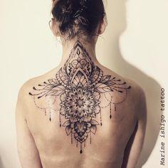 Marine ishigo tattoo