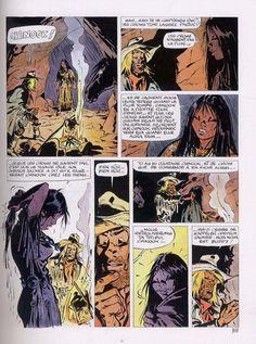 Les Heroines De Bd Chinook Buddy Longway Films De Super Heros Bd Comics Planche Bd