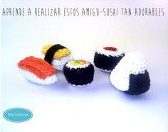 ¿Quieres aprender a hacer amigu-sushi?