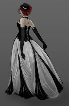 I want to wear this once in my life - friggen love this!