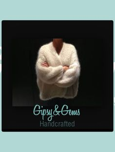 Gipsy&Gems knitted vest !