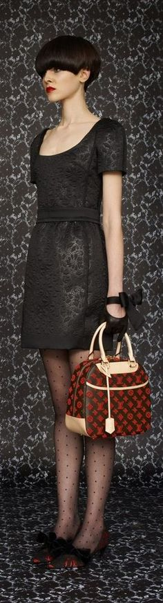 Louis Vuitton Women's Prefall 2013 collection ♥✤ | Keep the Glamour | BeStayBeautiful