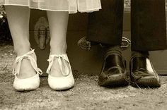 vintage boots for brides - Google Search