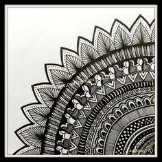 Doodle mandala 1 mandalas easy doodle art, mandala design и Doodle Art For Beginners, Easy Doodle Art, Doodle Art Designs, Doodle Art Drawing, Drawing Ideas, Art Drawings, Easy Mandala Drawing, Simple Mandala, Mandalas Drawing