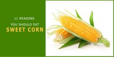Health benefits of sweet corn include controlling diabetes, prevention of heart ailments, lowering hypertension and prevention of neural-tube defects at birth. Sweet corn or maize is one of the most popular cereals in the world and forms the staple food in many countries, including the United States and many African countries. Sweet corn provides manyMore Benefits Of Sweet Corn, Healthy Corn, Food Staples, African Countries, Health And Nutrition, Health Benefits, Diabetes, Birth, Tube
