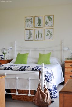 Bedroom Before and After (Simple Makeover)   The Painted Hive