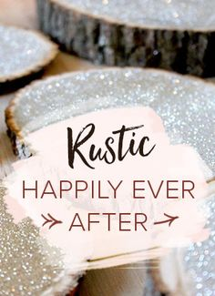 Rustic Wedding DIY Ideas, DIY Champagne Glitter Wood Coasters, wedding DIY crafts and decor ideas. Perfect Wedding, Diy Wedding, Rustic Wedding, Dream Wedding, Wedding Ideas, 2017 Wedding, Wedding Bells, Wedding Stuff, Wedding Centerpieces