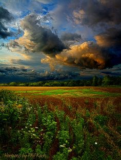PLACES IN THE HEART BY: Phil KOCH ~ FLICKR PHOTO SHARING!❤️