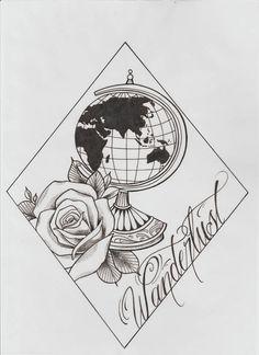 ** Die verwendeten Bilder sind Beispiele für meine Art von Arbeit, sehen Sie mehr auf meinem Instagram @leliatbiz ** Ich war schon in der Tattoo-Branche für 22 + Jahren und wann arbeiten ich eher in Richtung Neo-Trad, oft mit schönen, bösen Frauen und süße (oft tot) Tiere. Ich liebe Tattoos in Farbe schwarz und grau in Blumen, Schmuck und Make-up hinzufügen.  Diese Liste ist für ein Tattoo-Design in meinem Stil basierend auf Ihre Idee. Dies wird ein A4-Design (geeignet für Oberarm, Unterarm…