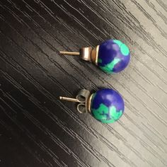 Globe earrings Globe earrings Jewelry Earrings