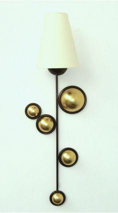 Hubert le Gall | Petille Wall Light