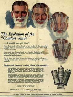 "Colgate & Company's Colgate Products – The Evolution of the ""Comfort Smile"""